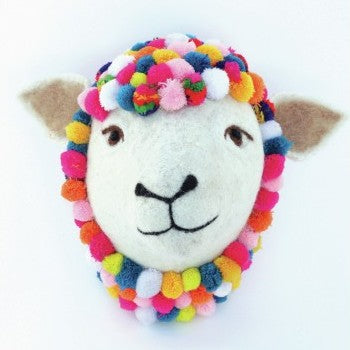 Wall Decoration - Sheep Head (accept pre-order)