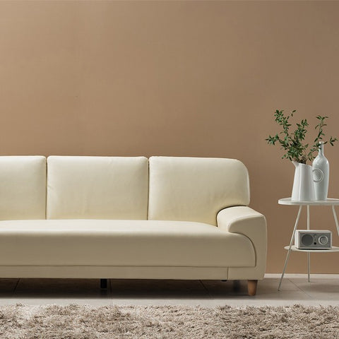 CELLAN Glossy Cream (3 seater)