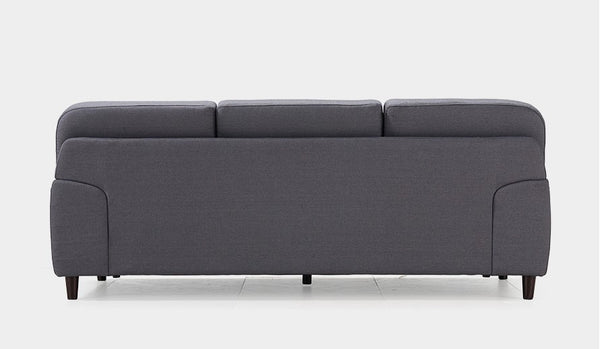CELLAN Woven Dark Gray (3 seater)