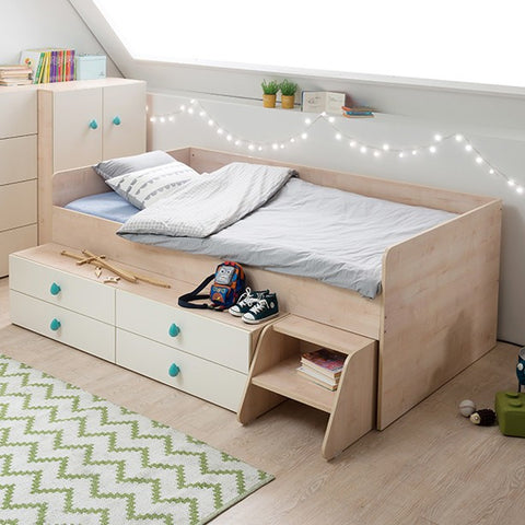 COMME ISMINE Bed with Drawers (accept pre-order)