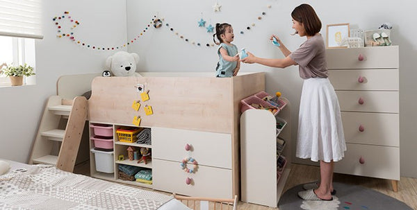 COMME ISMINE Bunk Bed Set (accept pre-order)