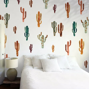 Easy Wall Sticker - Cactus (accept pre-order)