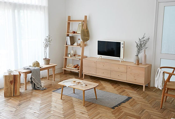 Cozy TV Stand 03