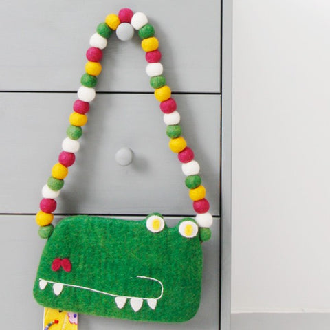 Crocodile Crossbag