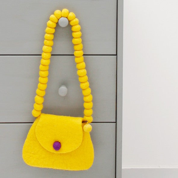 Yellow Crossbag