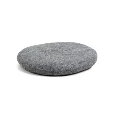 Seat Cushion - Melange Gray