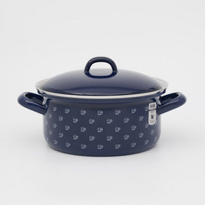 RIESS Dirnal Casserole With Chrome Rim 2L (accept pre-order)