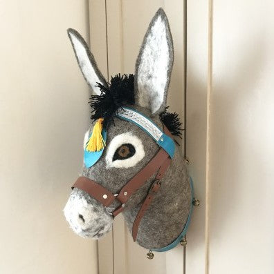 Wall Decoration - Donkey Head (accept pre-order)