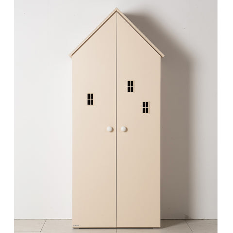 TIDY UP 2-Door House Wardrobe