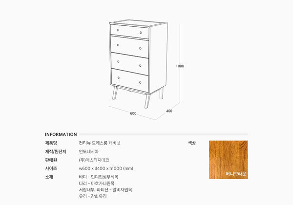 ContiNEW Dress Room Cabinet (accept pre-order)