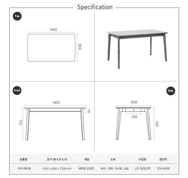 FIKA Table (accept pre-order)