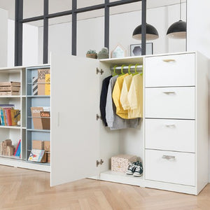 Friends i Macaron Wardrobe Storage (accept pre-order)