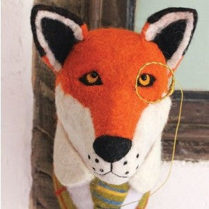 Wall Decoration - Finlay Fox Head (accept pre-order)