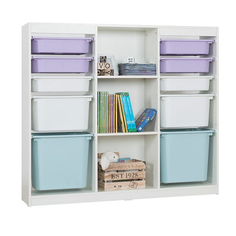 Friends i Macaron 2X5 Shelf Storage (accept pre-order)