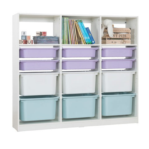 Friends i Macaron 3X4 Shelf Storage (accept pre-order)