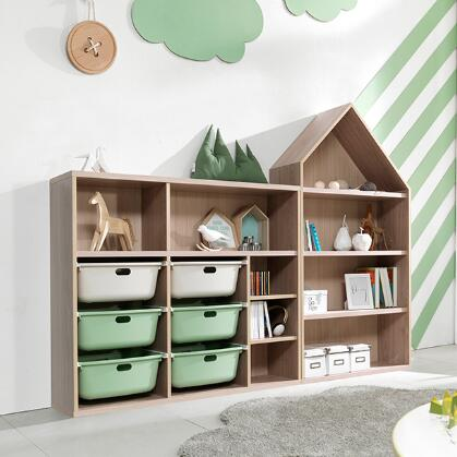 GROWING TREE 1200 Bookshelf - storage type  (accept pre-order)