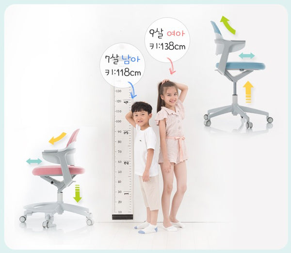 Growing Chair with Foot Support (accept pre-order)