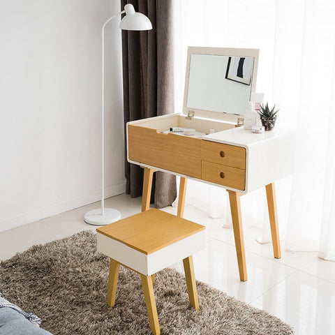 HELSINKI Dress Console 900 Set with Stool (accept pre-order)