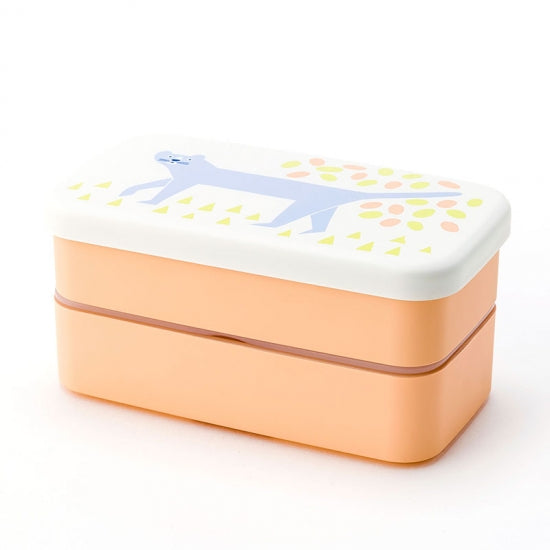 IROHA Cute Japanese Cat Rectangle Lunch Box