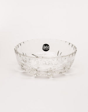 ISHIZUKA ADERIA 60 Clear Glass Bowl Set
