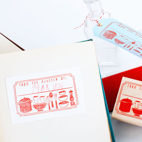 Kitchen Stamp Kit