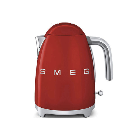 50's Retro Style Aesthetic - Kettle Red