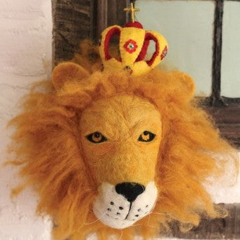 Wall Decoration - Lion Head (accept pre-order)