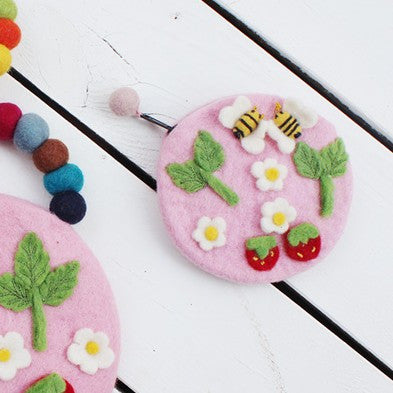 Little Garden Coin Purse