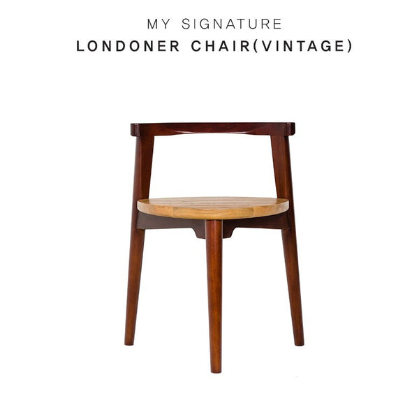 MY SIGNATURE LONDONER Chair (accept pre-order)