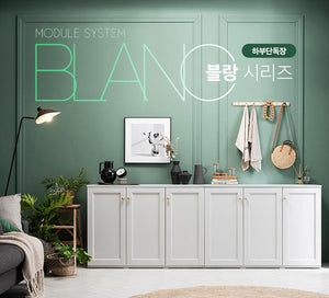 Blanc 3-Door Storage 1200 (accept pre-order)