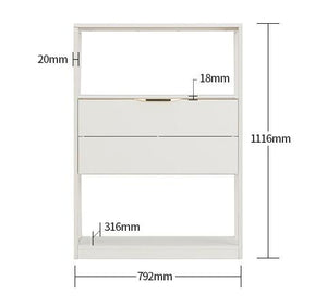 Module+ 3-Level Drawer 02 800