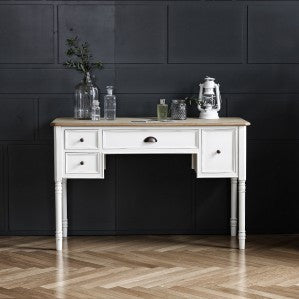 MY SIGNATURE PARISIENNE Console Desk Cream (accept pre-order)