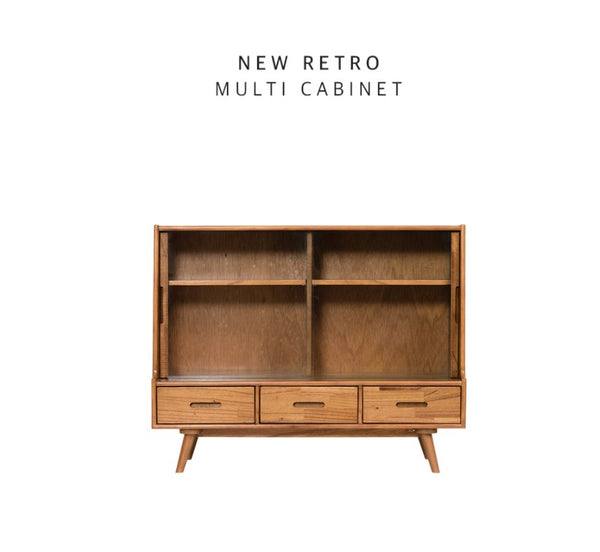 NEW RETRO Multi Cabinet