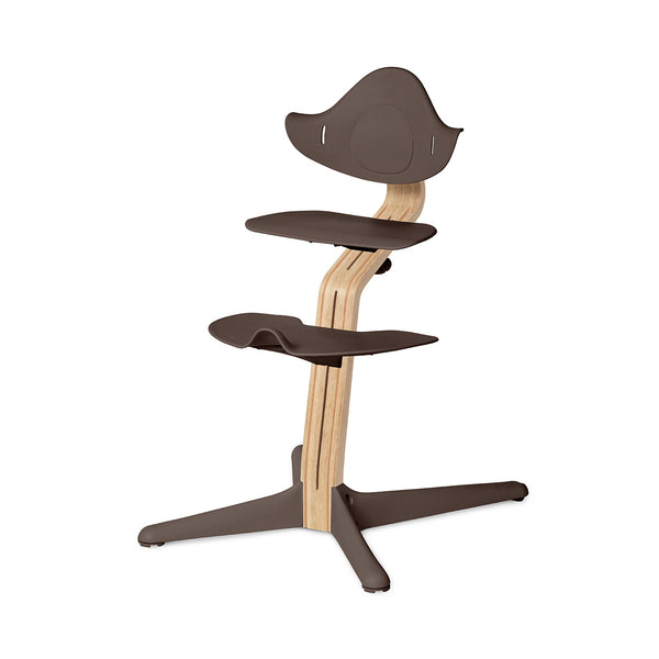 Nomi High Chair - Coffee