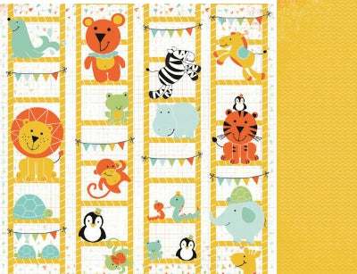 Party Animals Paper Pad
