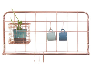 Kitchen Rack Set - Copper