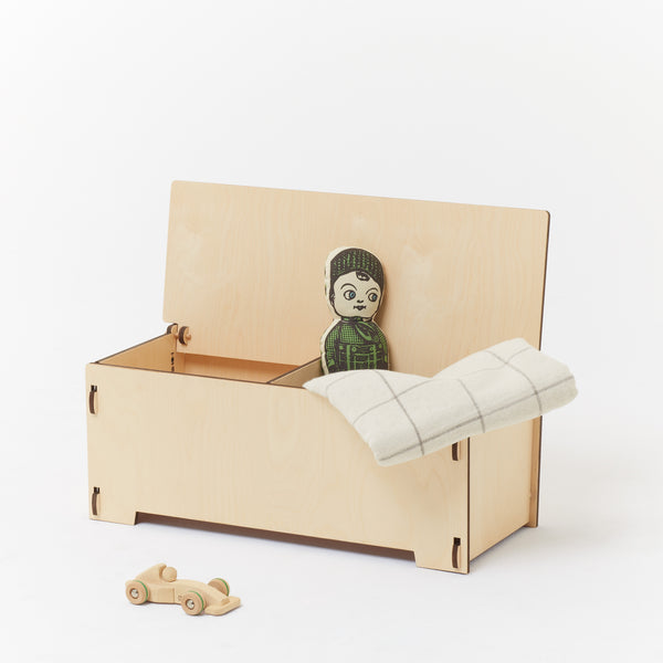 [Display Sale] Panca Bambina Toy Box