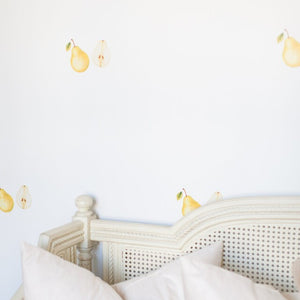 Easy Wall Sticker - Pear