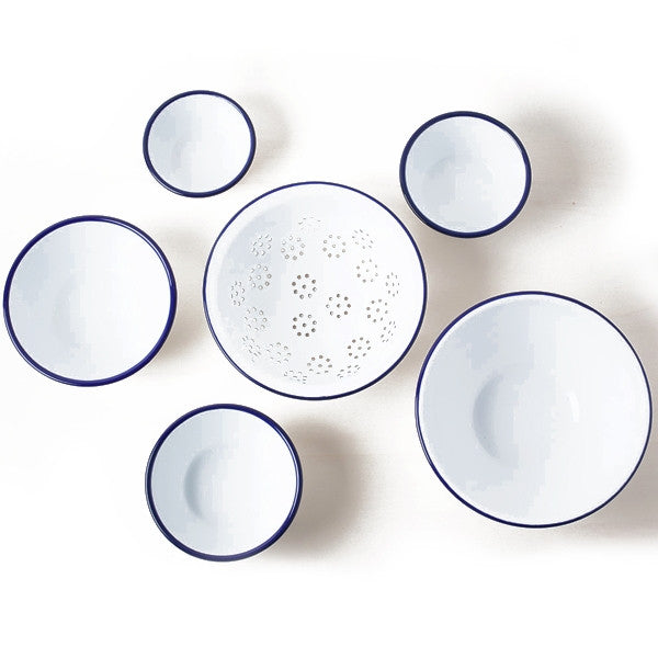 FALCON Prep Set - White with Blue rim (accept pre-order)