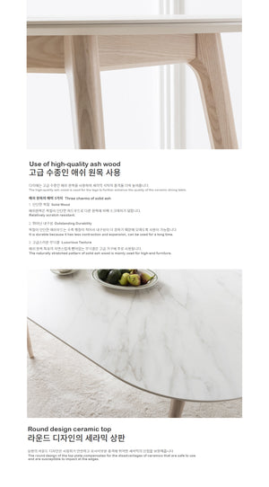 Redova Dining Table 1600 (accept pre-order)
