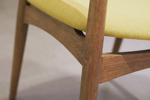 Retro Arm Chair Walnut