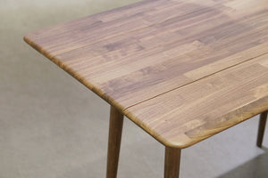 Retro Folding Table Walnut (accept pre-order)
