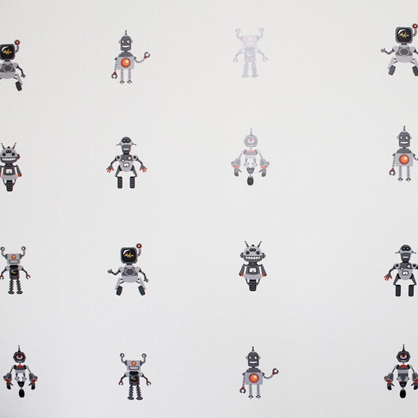 Easy Wall Sticker - Robot