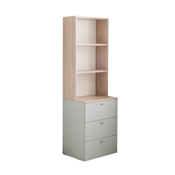 Ronan 600 3-Drawer Cabinet with Top Shelf (accept pre-order)