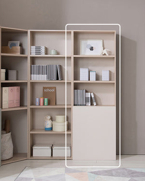 Ronan 600 5-level Cabinet with Lower Door (accept pre-order)
