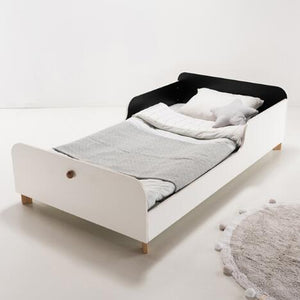 New Comme Single Bed with Legs (accept pre-order)