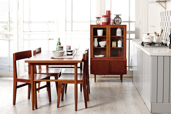 SKAGEN Dining Set with 4 Chairs L (accept pre-order)