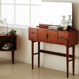 SKAGEN Side Console with Mirror Set (accept pre-order)