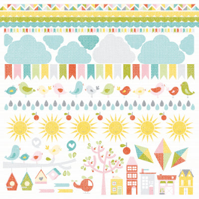 Fine & Sunny - Sunshine Sticker Sheet