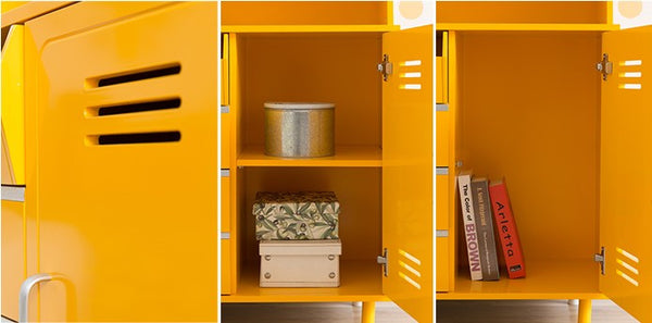 IN POP Shelf Cabinet Beesyellow (accept pre-order)